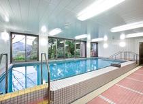 歩行専用の温泉プール